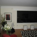Smallish picture window in Living Room
